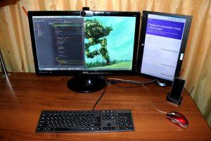 Android планшет как второй монитор