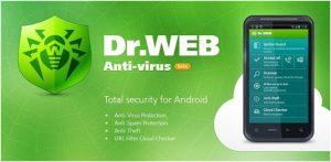 Антивирус Dr.Web Light
