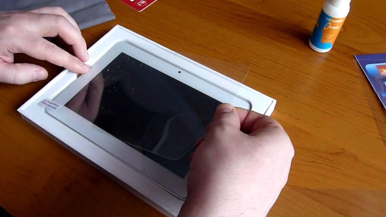 Китайские пленки для планшетов