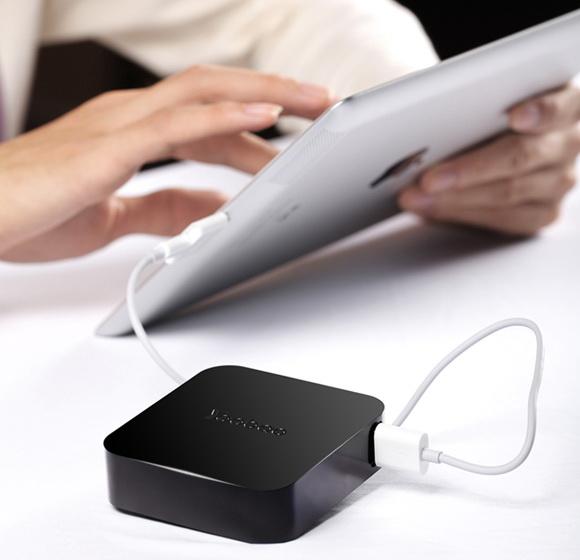 Виртуальная клавиатура Magic Cube для iPad (обзор)