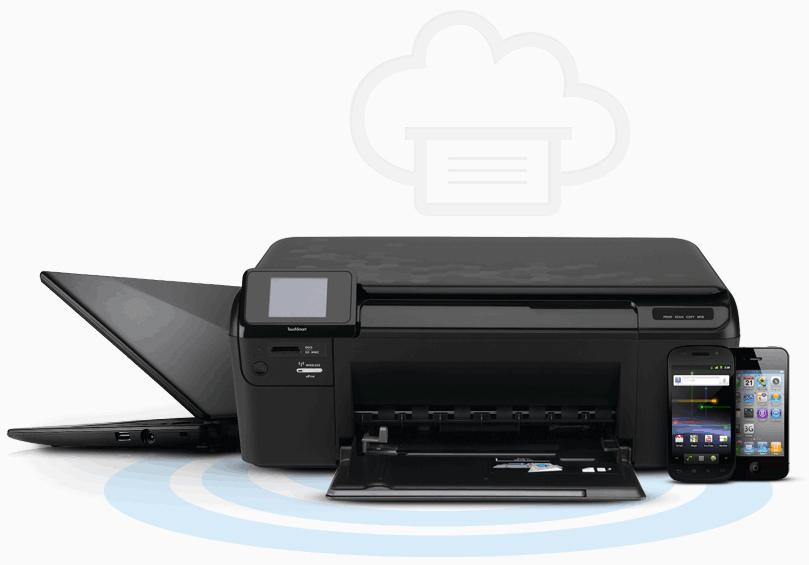 Как подключить принтер к планшету