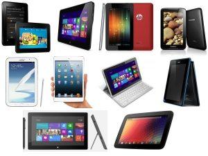 лучшие планшеты 2014 года