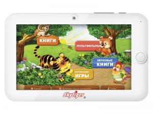 Обучающие детские игры для планшета
