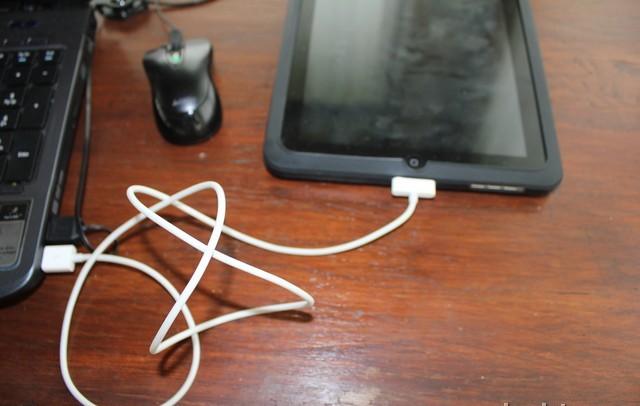 как зарядить планшет без зарядки