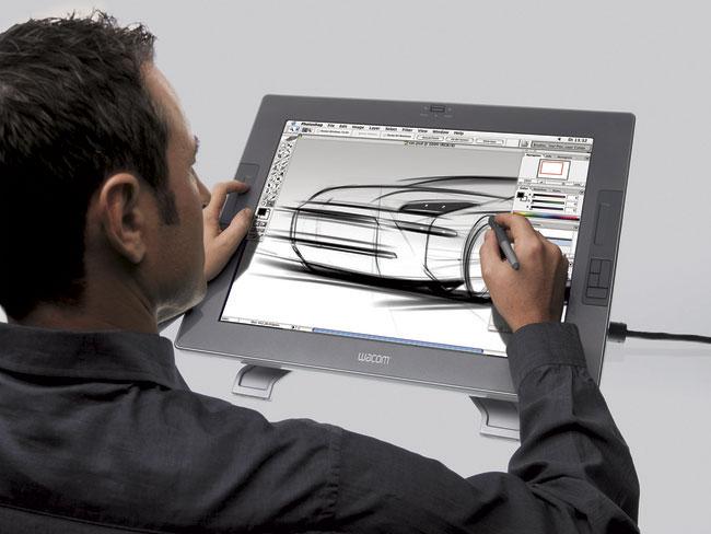 как рисовать на графическом планшете