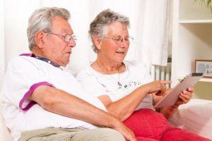 Планшет для пенсионеров