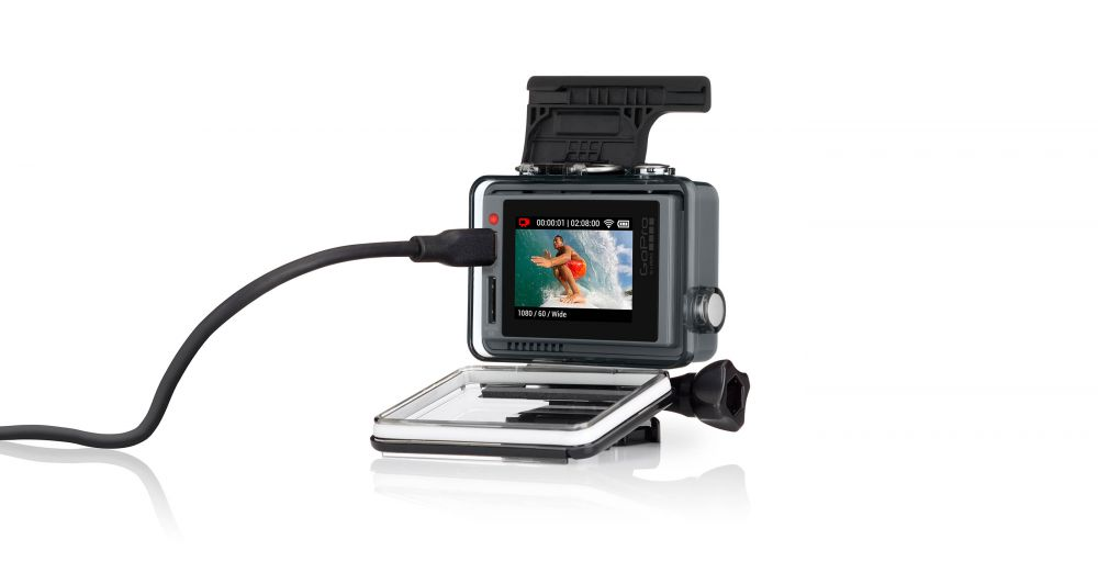 Как подключить GoPro