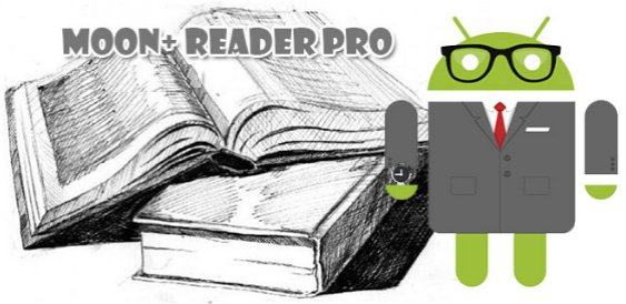 Читалка на Андроид Moon Reader