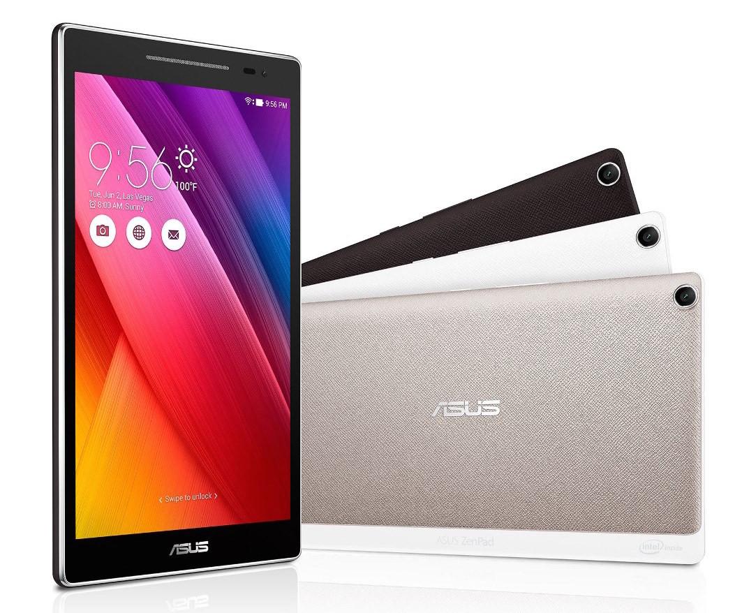 Планшет 2016 года Asus ZenPad S