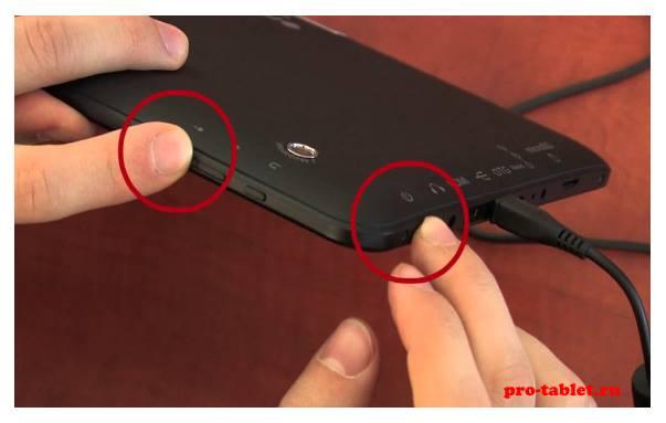 Как перепрошить китайский планшет