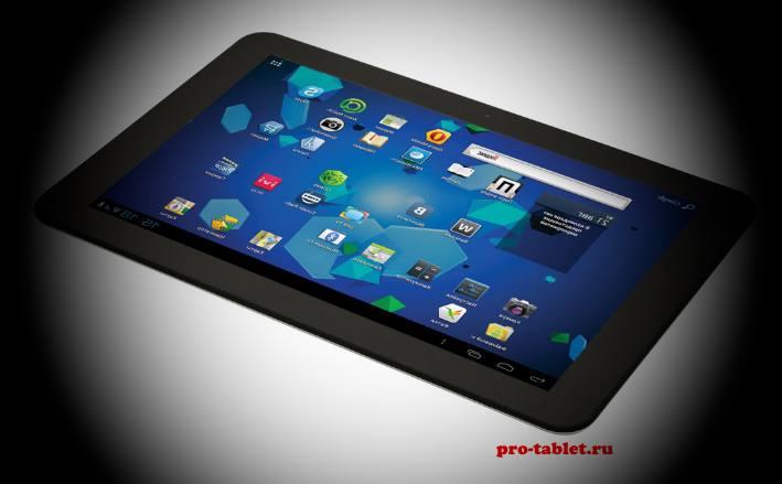 Хороший планшет Ritmix RMD-1027
