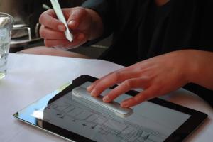 Как рисовать на планшете