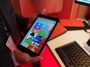 Обзор Lenovo ThinkPad 8 – планшет на Windows 8.1